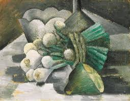 Picasso Still Life With Chair Caning Analysis by Pablo Picasso Themes Still Life