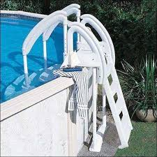 Above Ground Pool Ladder Deck Attachment by Ladders And Steps Kasten Masonry Sales