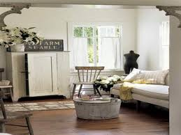 Vintage Living Room Ideas Rustic Coffee Table Modern Neutral White Colors With Simple Luminated Samples
