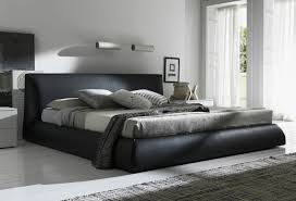 Black Leather Headboard Bed by Home Design 79 Appealing Black Leather Bed Frames