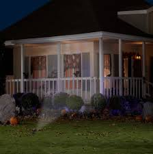 Outdoor Halloween Decorations Walmart by Gemmy Lightshow Strobe Light Halloween Decoration Walmart Com