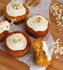 karotten muffins vegan glutenfrei zuckerfrei kein