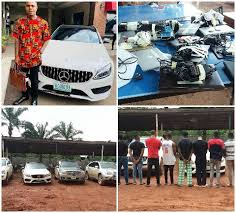 104 Lord B Popular Itcoiner Arrested With 13 Others Y The Efcc Photos Explicit Post