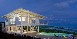 104 Beach Houses Architecture Eco Friendly House In Costa Rica