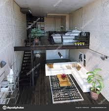 100 Modern Loft Interior Design Contemporary Style Rendering
