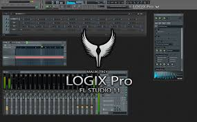 LOGIX Pro Skin For FL Studio 11 By Malik Trey