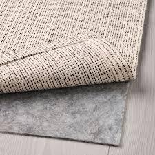 tiphede teppich flach gewebt natur elfenbeinweiß 120x180