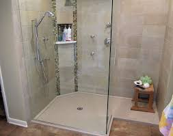 shower remarkable ready to tile shower pan home depot awe