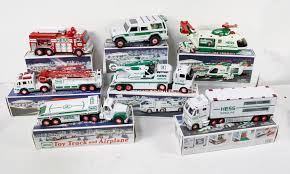 100 Hess Toy Truck Values LOT OF 7 S Nib 5000 PicClick