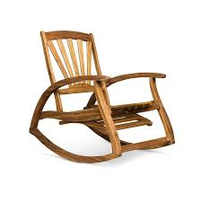 100 Unique Wooden Rocking Chair Great Deal Furniture Alva Outdoor Acacia Wood With Footrest Teak Finish