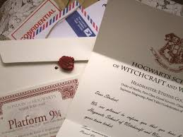 Hogwarts Letter Text