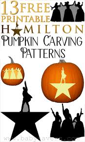 Halloween Stencils For Pumpkins by 13 Hamilton Pumpkin Carving Patterns And Printable Stencils