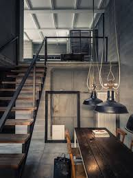 100 Modern Industrial House Plans DEEP CONCRETE SHADOWS Private Home In 2019
