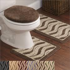 bathroom rug sets contemporary bathroom with brown bathroom rug