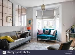 große französische metal geborgen fenster im wohnzimmer mit