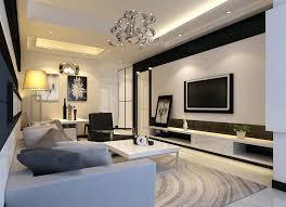 Tv Wall Ideas Minimalist Living Room House Free Feature Design Singapore