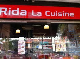 rida la cuisine rida la cuisine singapore restaurant reviews phone number