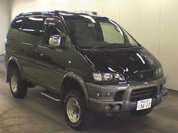 129 best Mitsubishi Delica images on Pinterest