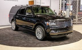 Lincoln Navigator / Navigator L Reviews | Lincoln Navigator ... 2018 Lincoln Navigatortruck Of The Year Doesntlooklikeatruck Navigator Concept Shows Companys Bold New Future The Crittden Automotive Library Longwheelbase Yay Or Nay Fordtruckscom Its As Good Youve Heard Especially In Hennessey Top Speed 1998 Musser Bros Inc Car Shipping Rates Services Used 2003 Lincoln Navigator Parts Cars Trucks Midway U Pull Depreciation Appreciation 072014 Autotraderca Black Label Review Autoguidecom