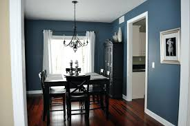 Apartment Interior Design Dining Room Paint Color Ideas Blue Gray Wall Colors L