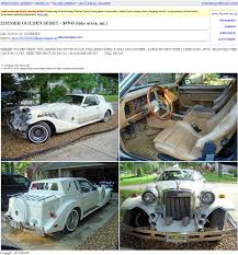 Project Car Hell, Luxo-Bling Edition: Stutz Blackhawk Or Zimmer ... New And Used Cars For Sale In Detroit Mi For Less Than 1000 Craigslist Valdosta Georgia Trucks By Owner Intertional Harvester Classics On Autotrader Project Car Hell Illadvised Rearwheeldrive V8 Cversion Subaru Ad Is Brutally Hilariously Honest About Cash Sell Your Junk The Clunker Junker This Is The Ad Of Year Detroitengined Italians Chryslpowered Craigslist Scam Ads Dected On 2014 Vehicle Scams Crapshoot Hooniverse