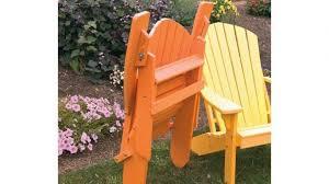 awesome poly folding reclining adirondack chair polywood folding adirondack chair designs 585x329 jpg