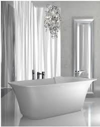 Mini Chandelier Over Bathtub by Make Your Bathroom And Kitchen Stand Out With A Mini Chandelier