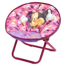 minnie mouse saucer chair target