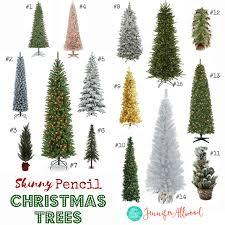 Mb Skinny Christmas Tree Sq
