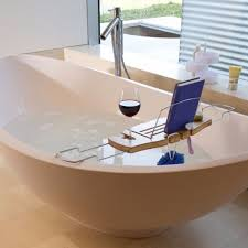 bathroom bath tray caddy bath ipad holder bathtub wine holder
