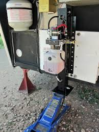 Equalizer Systems Hydraulic Jack For Your Horse Trailer - Welcome To ... Lance 1172 Truck Camper Flagship Defined Storage And Stability Blog The Journey Of The Redneck Express Yeah Baby Electric Atwood Jacks Economy Acme Screw Replacement Jack Rv Parts Wooden Thing Ideas That Can Make Pickup Campe Adventurer Model 80rb Trailer Life 4500 Lb Tongue Ultrafab 38944045 Campervan Slide On Campers 80491 Corner Lift Wireless Rieco Titan 563324 Lifts 4 Pack