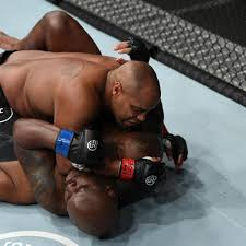 Daniel Cormier Retains Title With UFC 230 Submission Win Vs Derrick