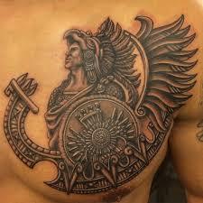 Aztec Tattoo 18 650x650