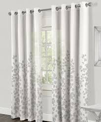 100 Residence Curtains Loving This OffWhite Wilshire Sheer Grommet Curtain Panel