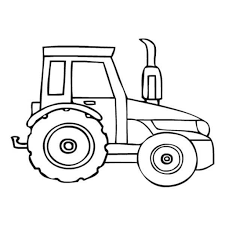 Tracteur Tom Coloriage Simple 32 Lovely Coloriage Tractopelle A Coloriage Tracteur Tom Avec Fourche