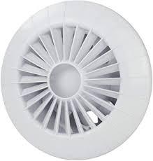 lüfter ventilator badezimmer lamellen bewegungsmelder rund