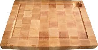 billot cuisine de cuisine en bois de bout à encastrer