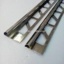 stainless steel ceramic tile trim tile accessories trim tile adge