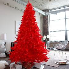 7ft Pre Lit Christmas Trees by Red Green Christmas Tree Home Decorating Interior Design Bath