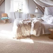 samtig weicher teppichboden schlafzimmer teppichboden