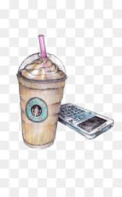 Drawn Starbucks Frappuccino 27