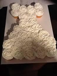 Bridal Shower Pull Apart Cupcake Cake Tutorial