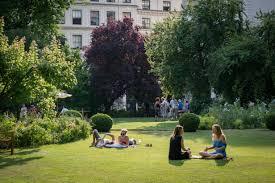 100 Kensington Gardens Square Prime Position Open Garden S Weekend Opens Londons