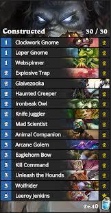hearthstone deck list mech mage 3 decks attached how to beat mech mage 2p hearthstone