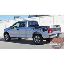 100 Truck Bed Decals Ford F150 RODE RIP Mudslinger Side 4X4 Rally
