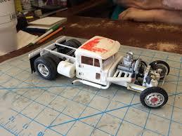 100 Plastic Model Trucks Rat Semi Model Truck Cool Models Pinterest Cars And