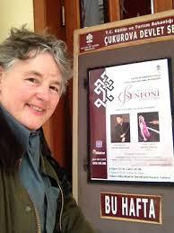 Monica Buckland On Twitter Newnhamite In Turkey Conducting Works
