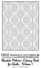 Free Mandala Coloring Pages For Adults Pdf Mandalas To Print