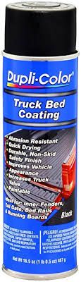 amazon com dupli color tr250 6 pk black truck bed coating
