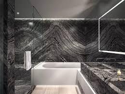 stilvolle bad wand abdeckt natürliche schwarz stein poliert kenia schwarz marmor buy kenia schwarz marmor schwarz marmor mit weißen adern schwarz